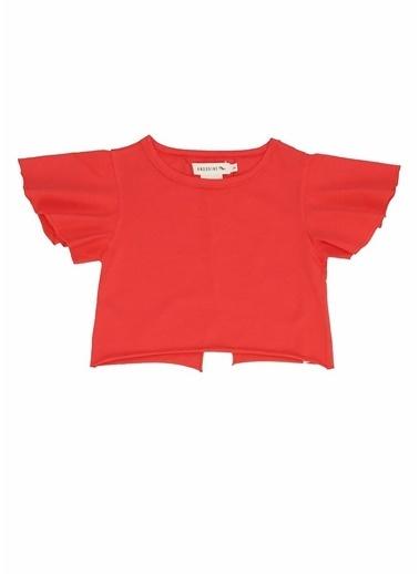 Andorine Bluz Kırmızı